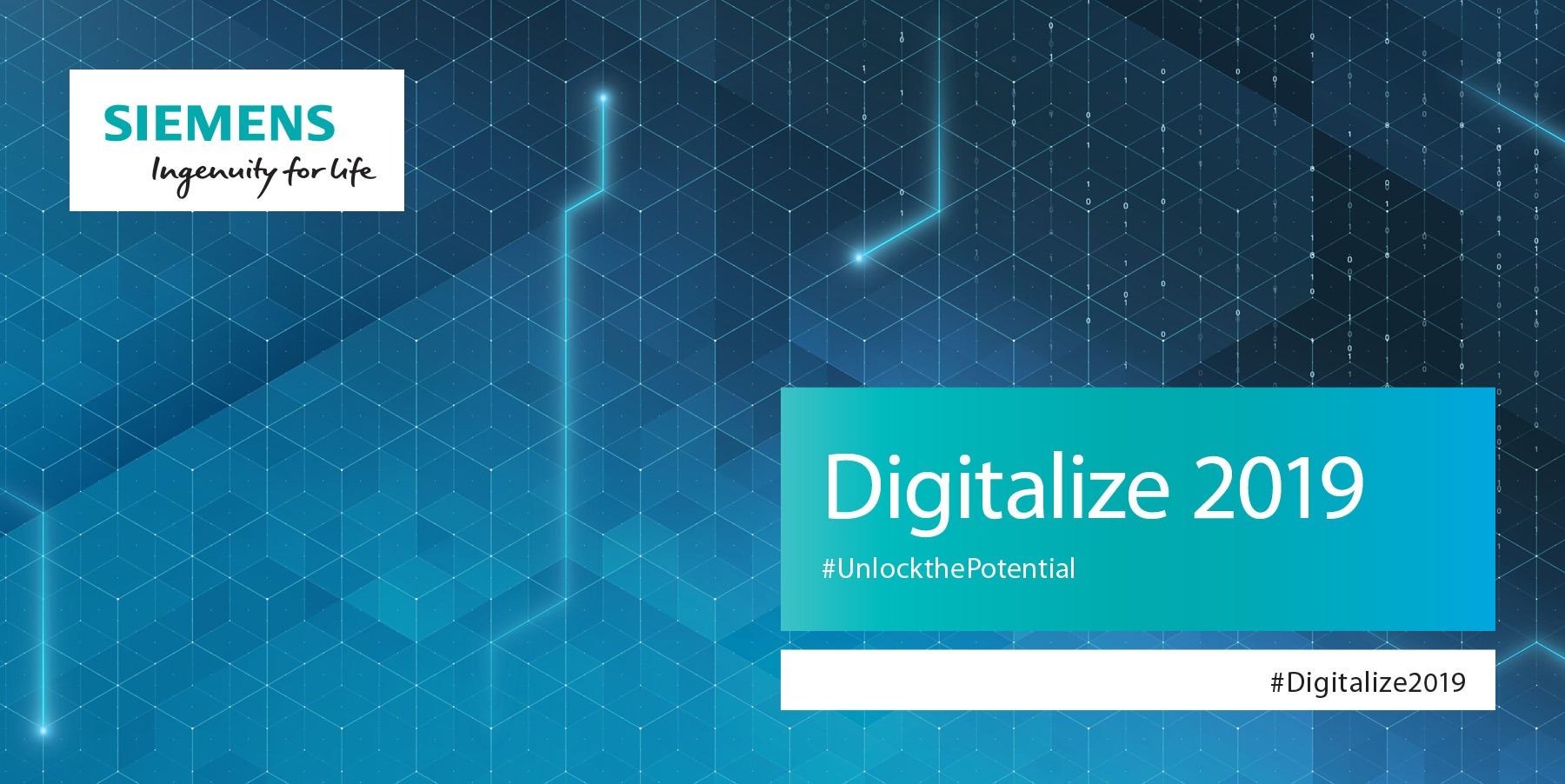 Siemens Digitalize 2019