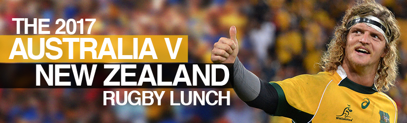 2017 Australia v New Zealand Rugby Lunch