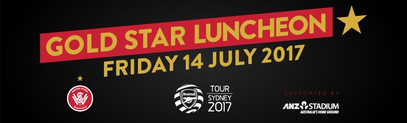Western Sydney Wanderers Gold Star Luncheon