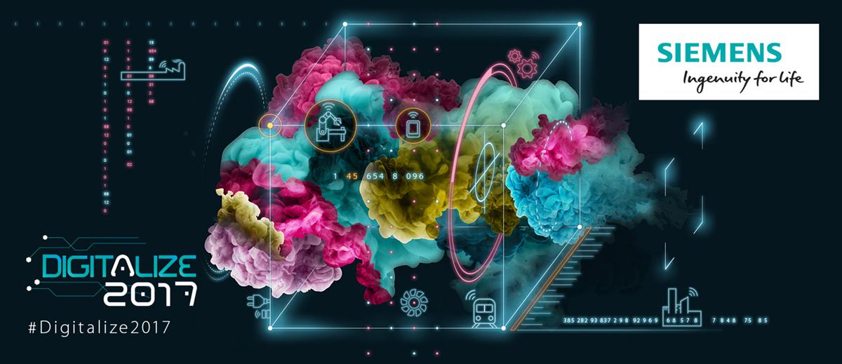 Siemens Digitalize 2017