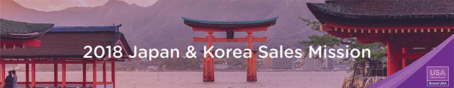 2018 Brand USA Japan & Korea Sales Mission