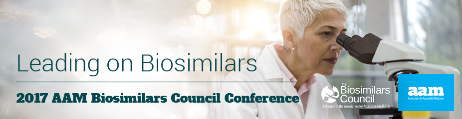 Leading on Biosimilars: The 2017 AAM-BC Conference