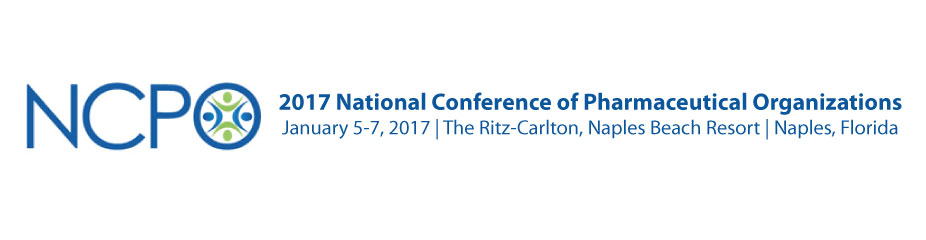 2017 National Conference of Pharmaceutical Organizations