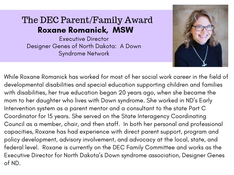 Roxane Romanick - Click for the PDF version.