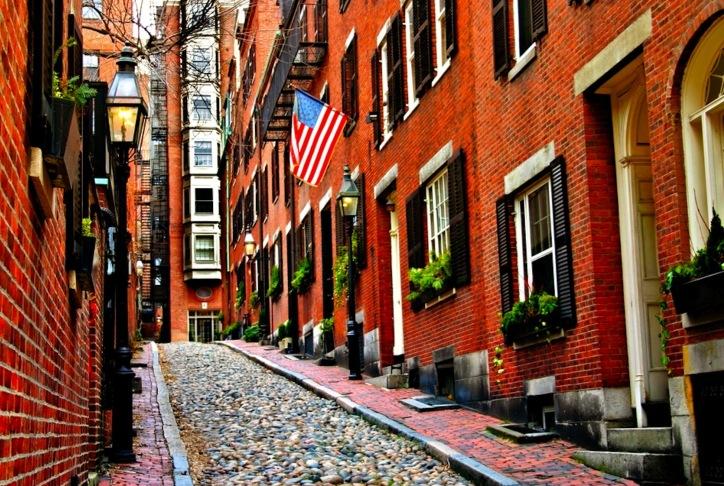 Boston Beacon Hill