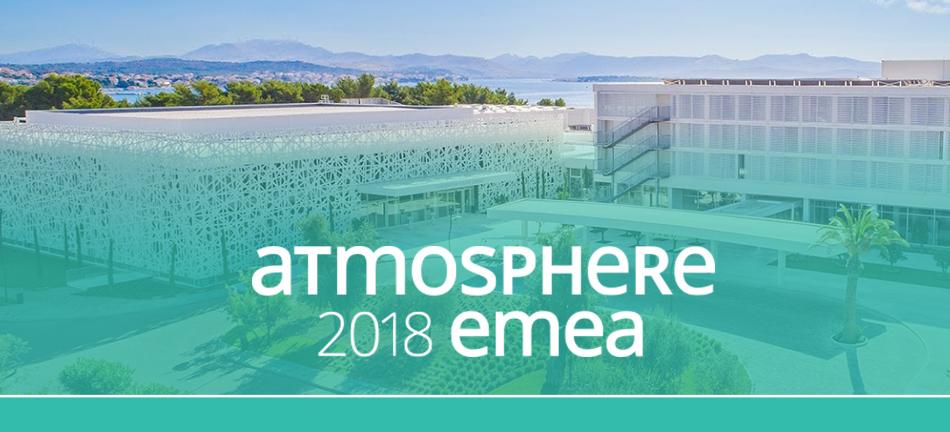 Atmosphere 2018 EMEA