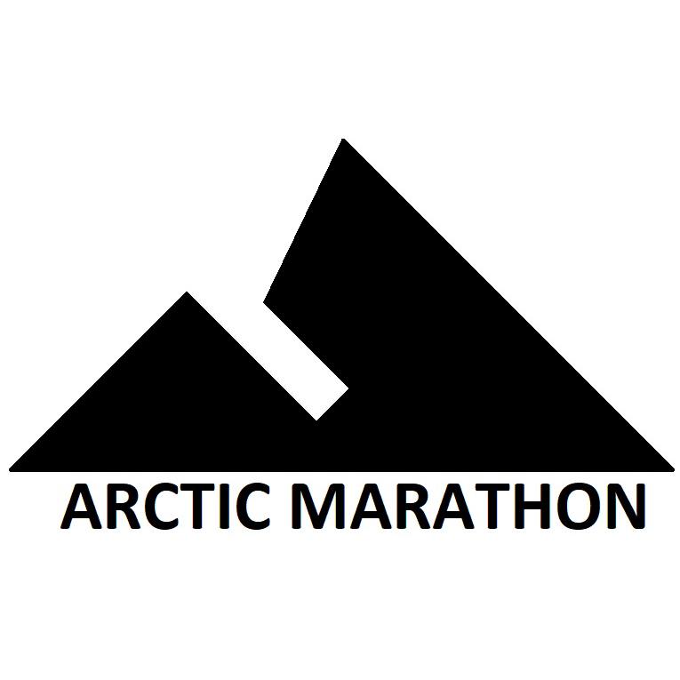 Arctic marathon logo