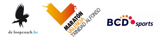 Valencia marathon banner de loopcoach