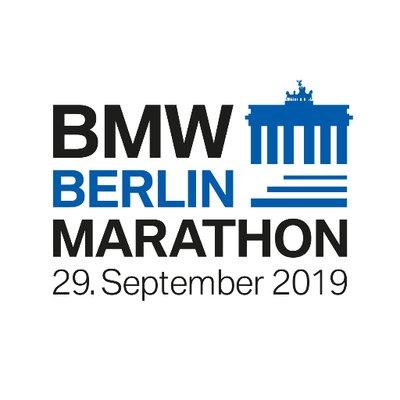 Berlijn marathon logo 2019
