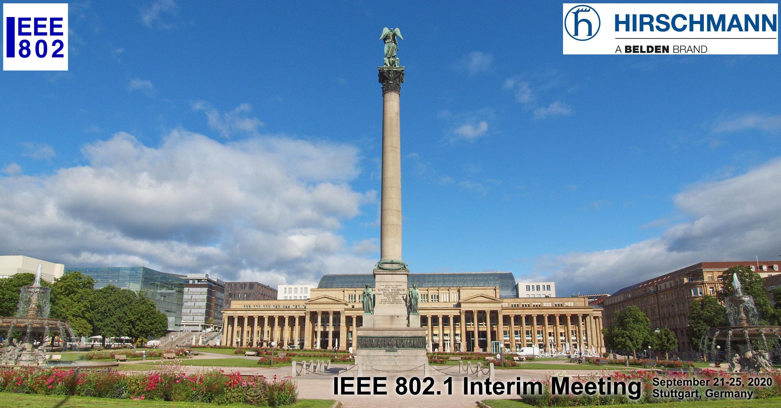 IEEE 802.1 Interim Meeting
