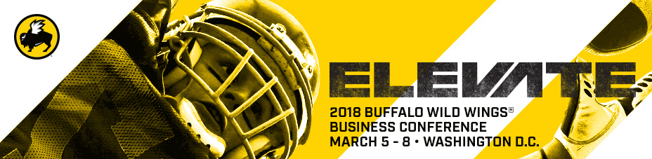 2018 Buffalo Wild Wings Business Conference