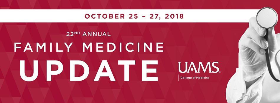 22nd Annual Family Medicine Update