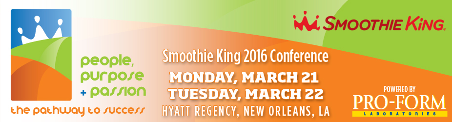 Smoothie King Conference 2016