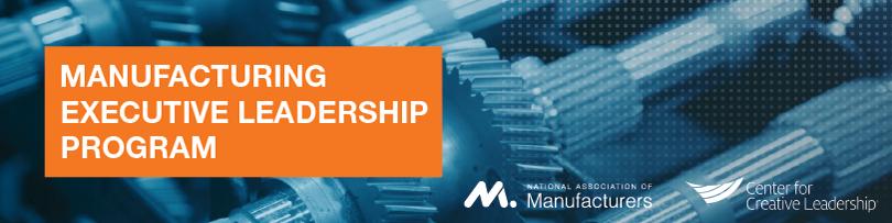 2017 Manufacturing Executive Leadership Program