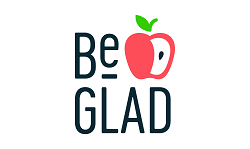 BeGLAD Logo-250c