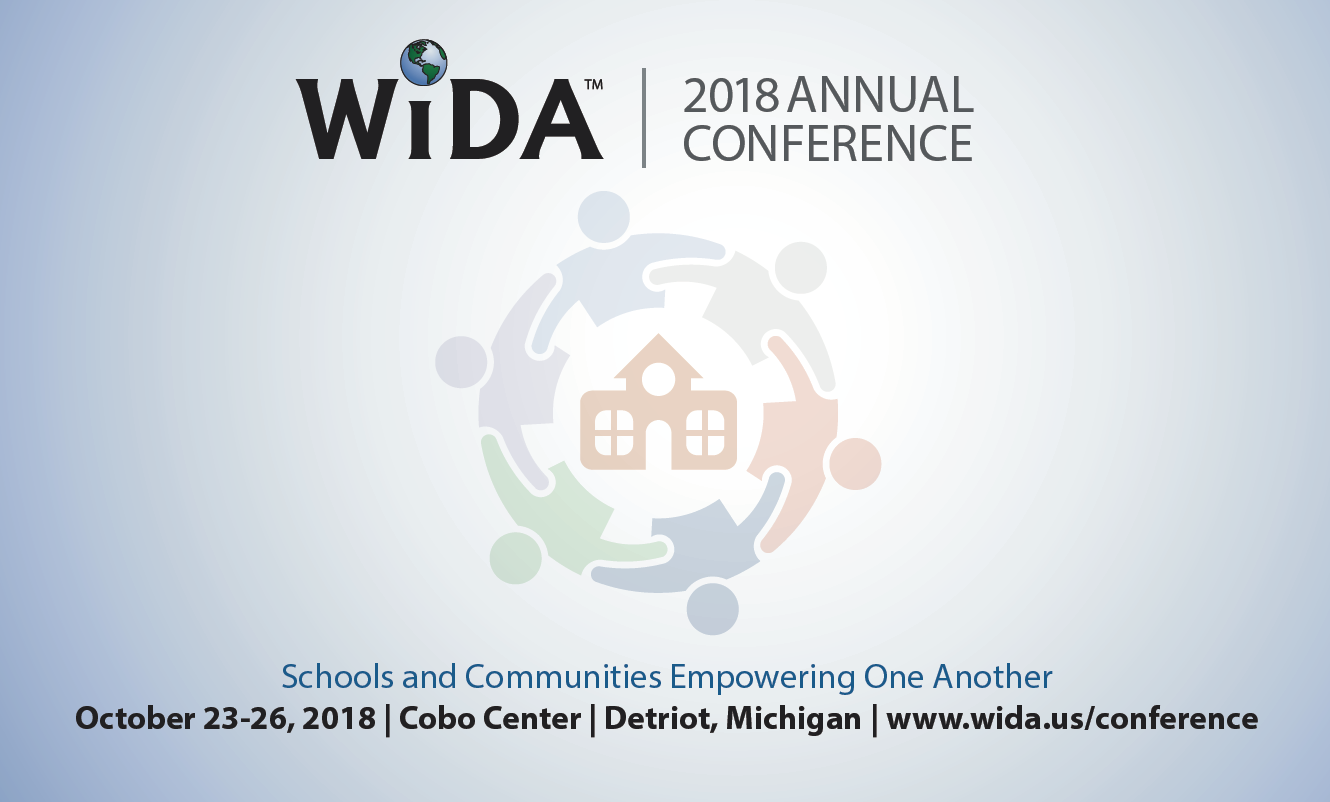 WIDA 2018 Save the Date