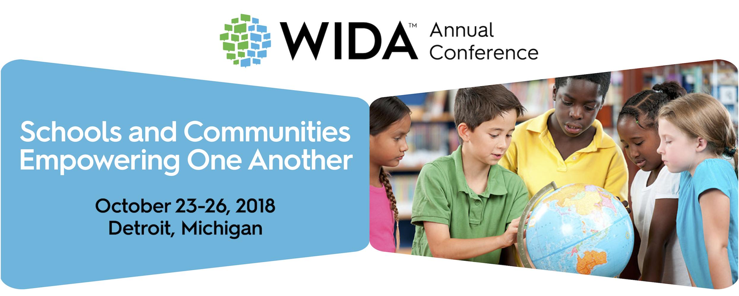 2018 WIDA Annual Conference
