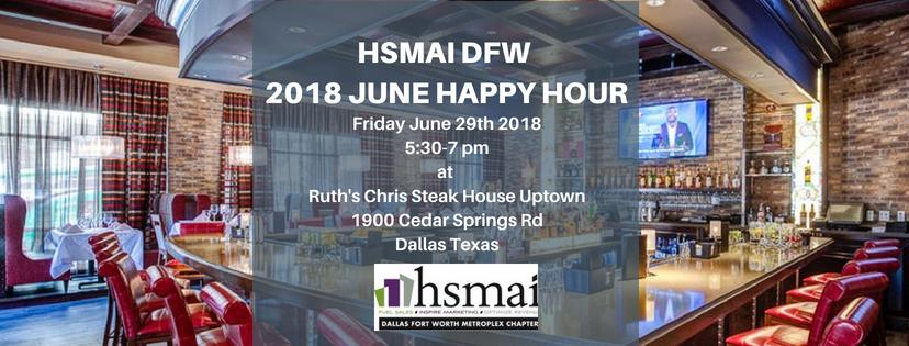 HSMAI-DFW June Happy Hour