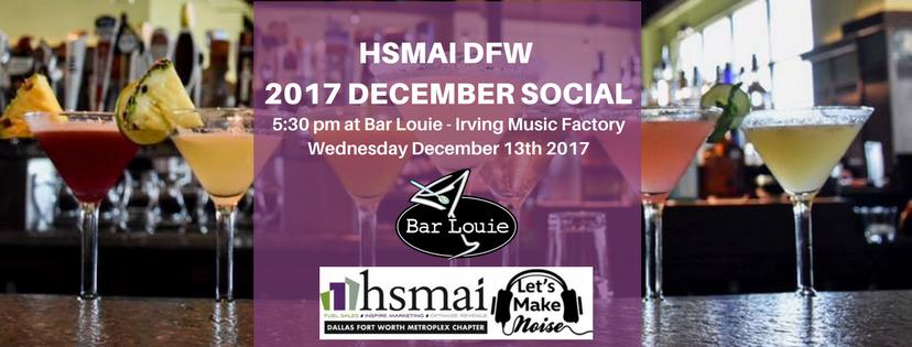 HSMAI-DFW December Social Event