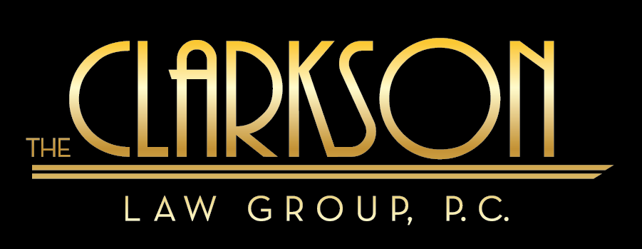 Clarkson Law Group Black Logo