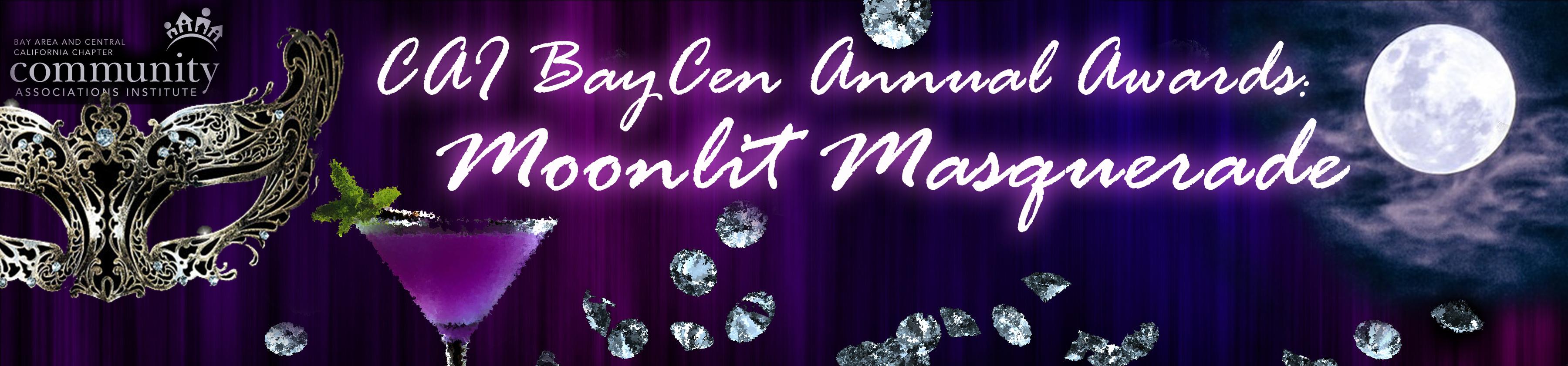 CAI BayCen <BR> Annual Awards  - Moonlit Masquerade <BR> 12/02/16