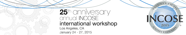 INCOSE International Workshop 2015