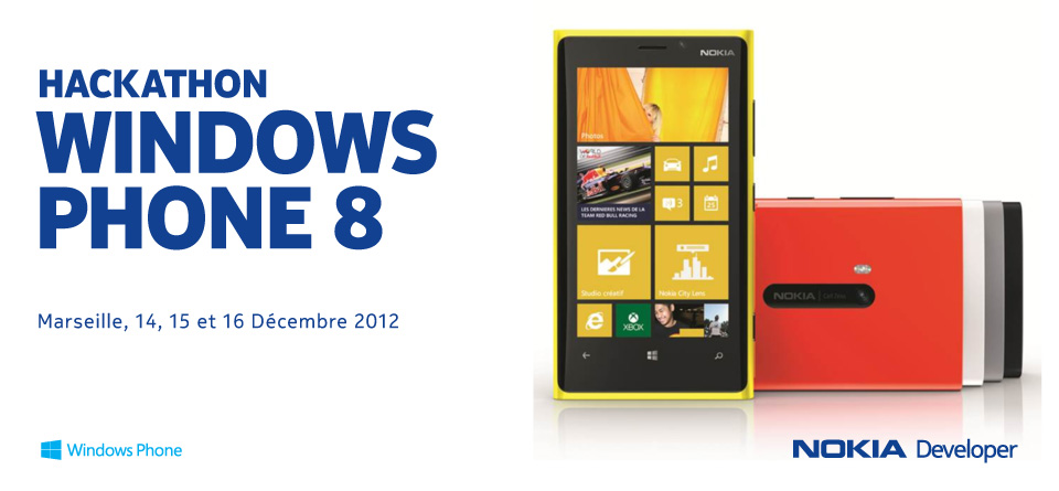 WP8 Hackathon Marseille (France)