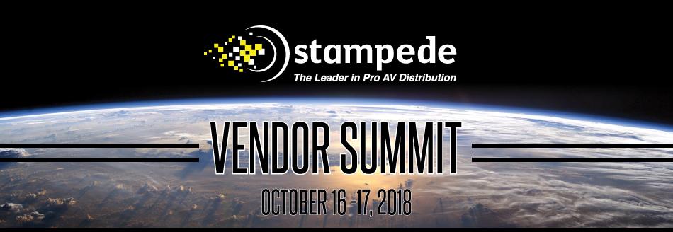 Stampede European Vendor Summit