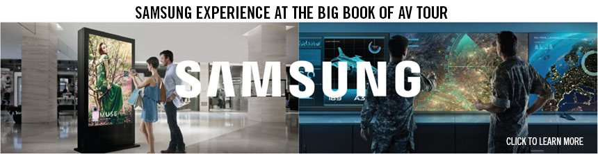 Samsung Experience Demo Room