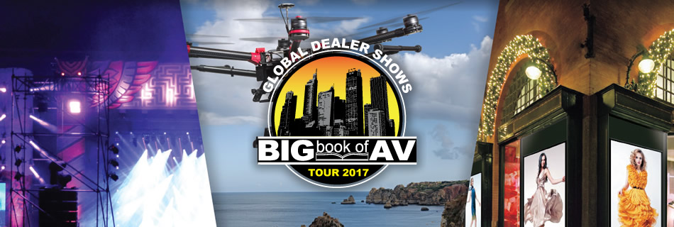 Big Book of AV Tour 2017