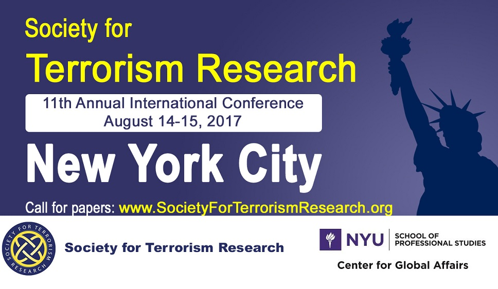 Society for Terrorism Research 2017 Annual Conference