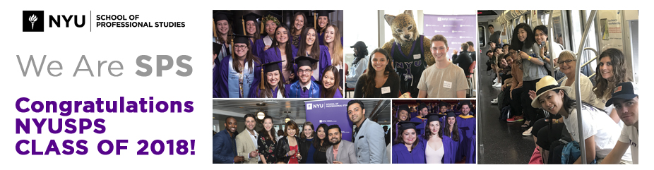 NYUSPS Convocation for Graduate Students
