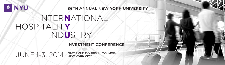 36th Annual NYU Hospitality Conference