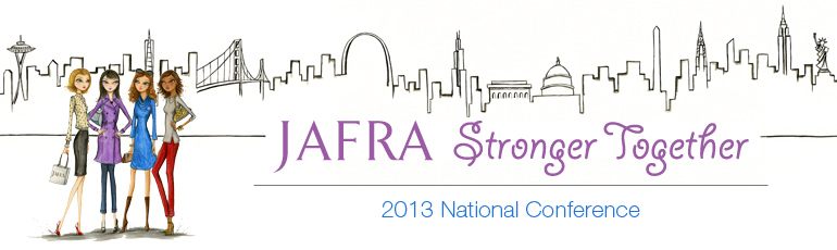 JAFRA Stronger Together - National Conference 2013