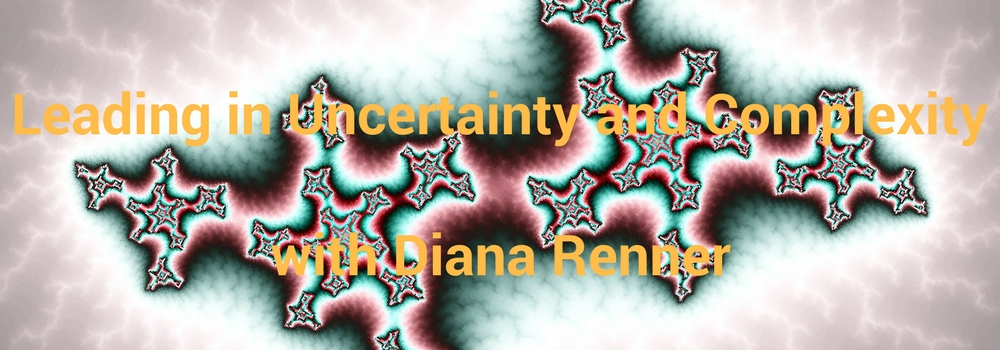 'Leading in uncertainty and complexity' with Diana Renner