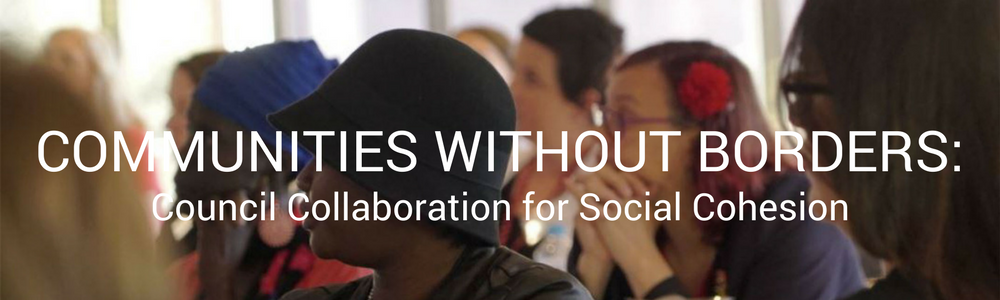 Communities without Borders: Council Collaboration for Social Cohesion