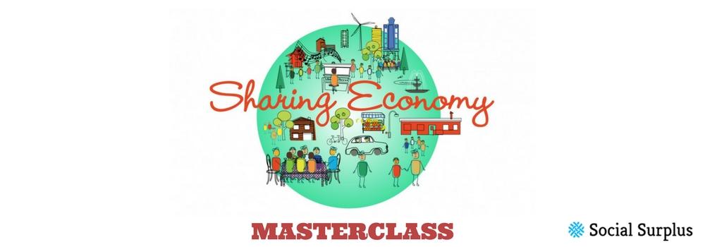 Sharing Economy Masterclass
