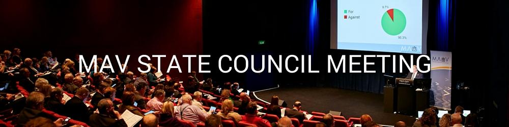 MAV State Council Meeting