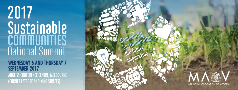 2017 Sustainable Communities National Summit