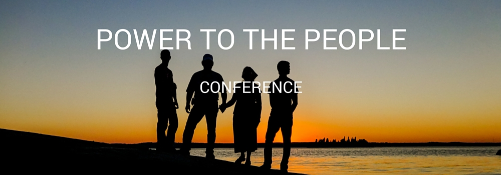 2016 Power to the People Conference