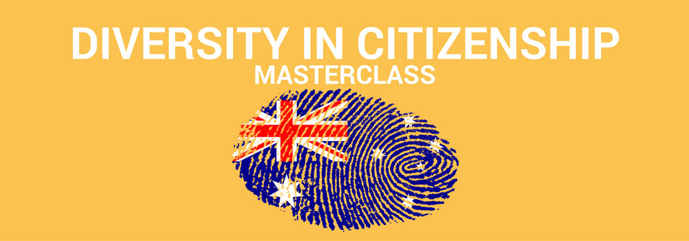 Diversity in Citizenship Masterclass