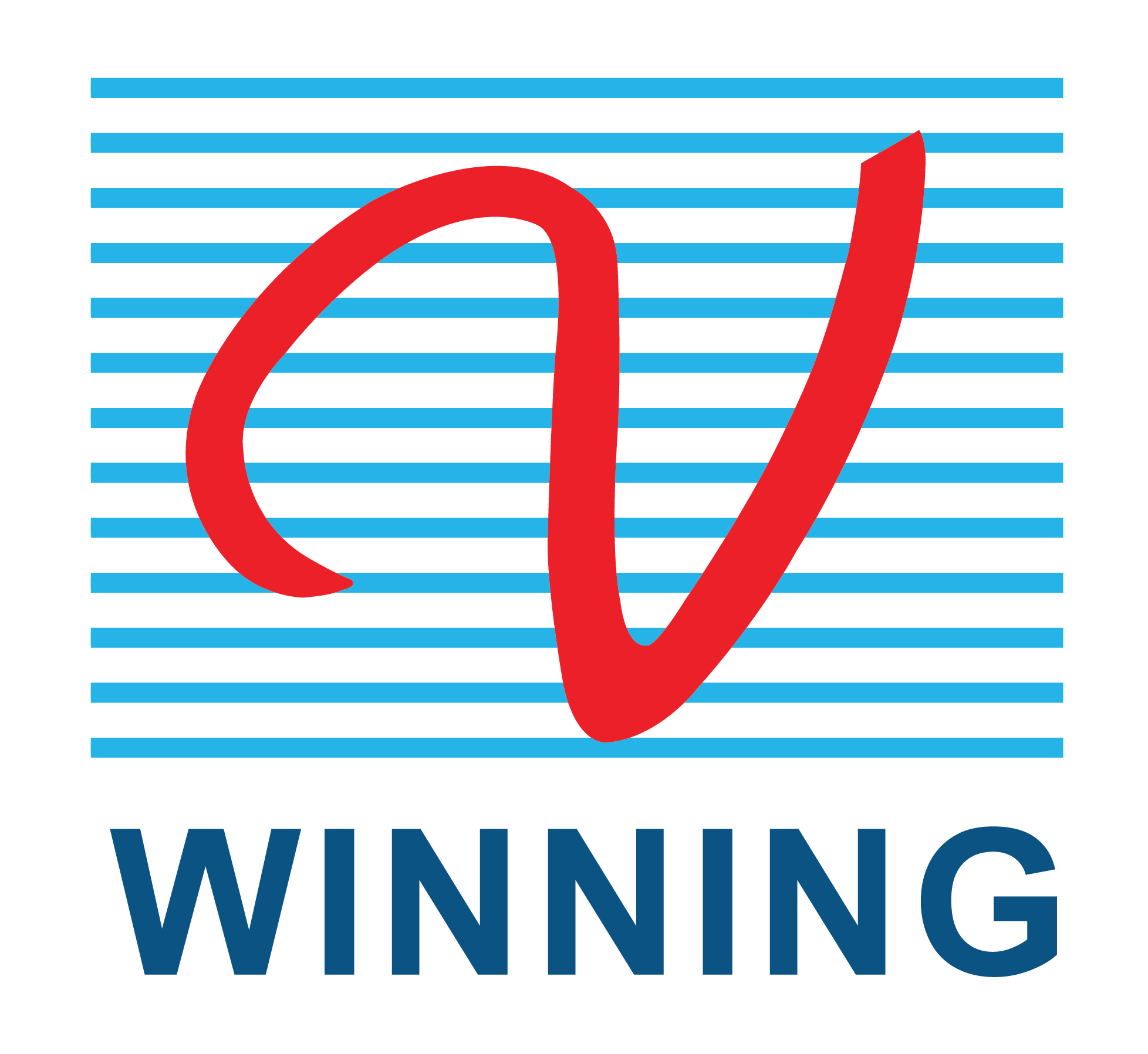 Winning Logo Hi