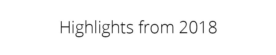 Highlights 2018 900x179