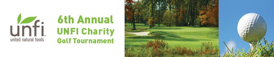 6th Annual UNFI Charity Golf Tournament