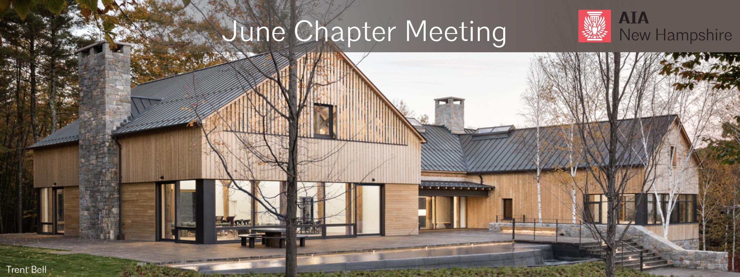 June  Chapter Meeting:  Alnoba