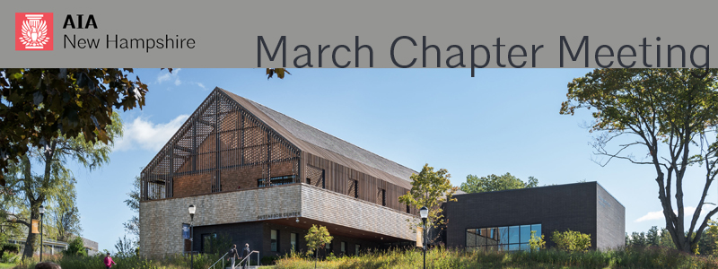 March Chapter Meeting:  SNHU Campus