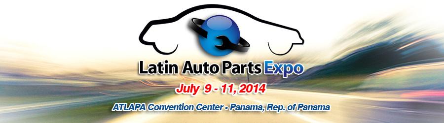 Latin Auto Parts Expo 2014