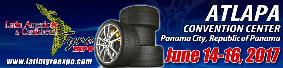 Latin Tyre Expo 2017