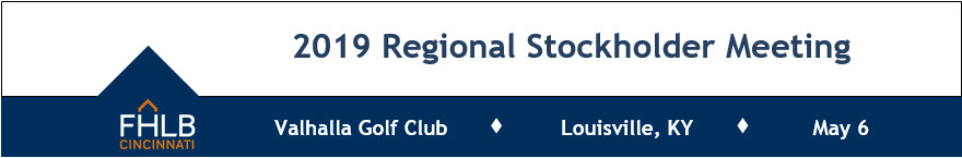 2019 Regional Stockholder Meeting - Louisville, KY