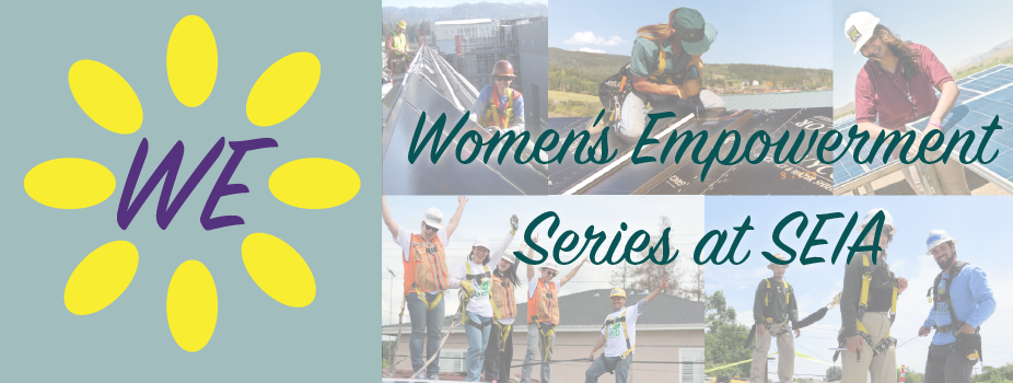 Women's Empowerment: Leaders in Solar Energy